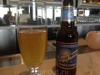 Местное пиво не так плохо, кстати, как может показаться по названию )