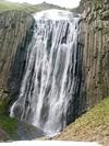 Фотография Ущелье и водопад Терскол