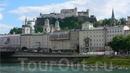 Австрийская крепость Хоэнзальцбург