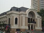 Оперный театр в Хо Ши Мине