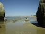 Praia Tres Irmaos, Alvor