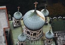 Русский Православный Собор Святого Николая, Верхний Ист-Сайд, Манхэттен, Нью-Йорк