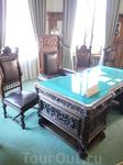 рабочий кабинет  последнего императора Николая 2