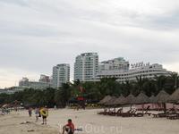 пляж в бухте Дадунхай