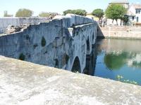 Римини Мост Теберия 14-21год до н. э.