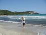 Необычайного цвета прозрачное Средиземное море!