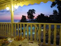 Ужин с видом на закат