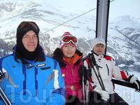На пути к самой высокой точке спуска в Европе