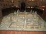 Макет крепости во времена Османской Империи