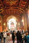Тот самый Армянский собор внутри. Мрачновато.