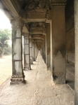 Колоннада.Ангкор Ват