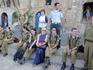 В израильской армии служт не только юноши, но и девушки. Оптимистичные, принципиальные и всегда готовы постоят за свою страну.