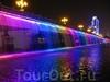 Уникальный мост-фонтан Банпо в Сеуле