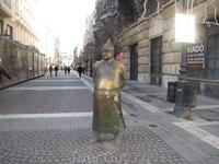В старом Будапеште