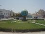 Глобус на улицах Монастира