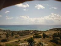 Остров Кипр в октябре.