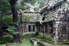 По стопам леди Крофт: заросший храмовый комплекс Та-Пром
