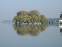 озеро в центре Тернополя