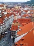 Черепичные крыши Праги