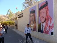 Пограничный кордон Иордания-Израиль(р-н Эйлат)