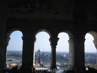 Будапешт. Вид на Пешт