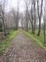 Красная аллея парка. Получила название от материала мощения - красного кирпича. Одно из любимых мест прогулок С.В.Рахманинова.