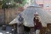 Сначала экскурсия по мини поселениям и знакомство с культурой и традициями