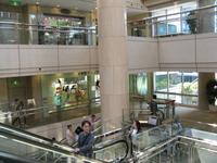 На остальных этажах небоскреба -магазины, рестораны и т.п.