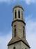 Меня привлекла необычная восьмигранная форма колокольни. Колокольня была построена в 1912 году, сильно пострадала в годы Гражданской войны и была восстановлена ...