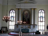 Оулу. Кафедральный собор.