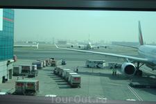 наш самолёт на Дакар готов к полёту