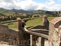 В Средневековье старинный замок Коллиура служил резиденцией майоркским королям
