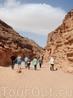 в новом цветном каньоне