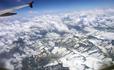 Как все хорошее, поездка подошла к концу. На следующий день примерно в то же время я уже созерцала заснеженные вершины Альп из окошка самолета, приближаясь ...