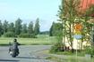 патриархальную тишину деревень взорвал рокот мотоцикла