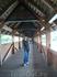 Деревянный расписной мост Капельбрюкке