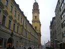 Две самые красивые площади в Европе.