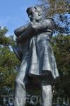Геленджикский памятник М.Ю. Лермонтову