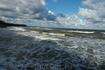 Балтика, который день штормит