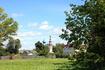Изящная Корсунская церковь замыкает перспективу въезда в город со стороны Ярославля. Вид со стороны улицы Островского.
