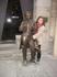 "скульптура Леопольду фон Захер-Мазоху у входа в ""Мазох-кафе"""