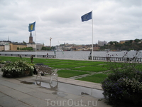 Парк возле ратуши