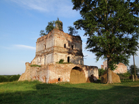 Краснохолмский Николаевский Антониев монастырь