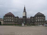 Королевский дворец Кристиансбург