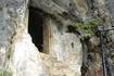 Новый Афон, грот Симона Канонита