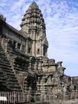 Ангкор ват. Иностранцы интересовались - ну как вам Ангкор ват?, я говорю - огромный ваще!!!!