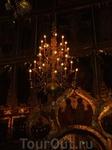 Суздальский Кремль. Собор Рождества Богородицы. Внутри собор не менее величествен, чем снаружи. В 1930-х гг. богослужения в соборе прекратились, и начались научные и археологические исследования. К 19