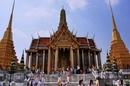 Путешествие к храму Изумрудного Будды в Бангкоке