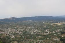 вид с холма Фелеримос
