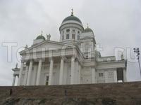 на главной площади у Собора